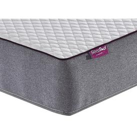 "image-""SleepSoul Paradise Pocket Cool Gel Mattress - Small Double (4' x 6'3"""")"""