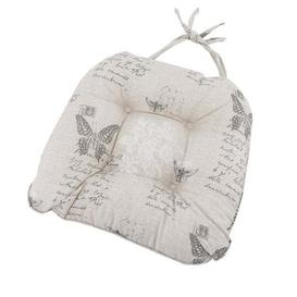 image-Butterfly Seat Pad Natural