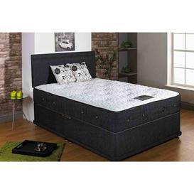 image-Joseph Bubbles Pocket Sprung Series 1500 Memory Foam Divan Bed