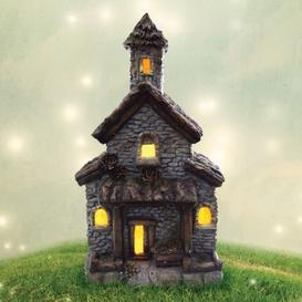 image-Bright Garden Solar Fairy House Decorative Light