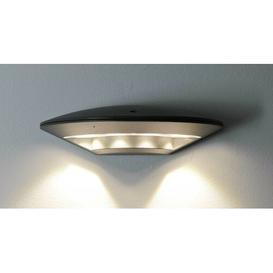 image-Ericka 4-Light LED Flush Mount Sol 72 Outdoor