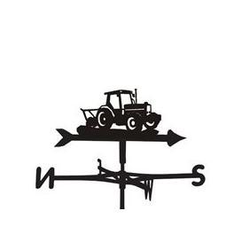 image-Weathervane in Mulching Tractor Design - Medium (Cottage)