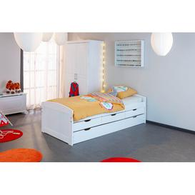 image-European Single Cabin Bed with Drawers Just Kids Size: European Single (90 x 200 cm)