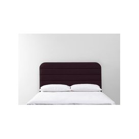 image-Scott 4'6 Double Headboard in Sloe Lane""