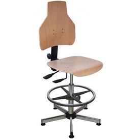 image-Meissner Draughtsman Chair Ebern Designs