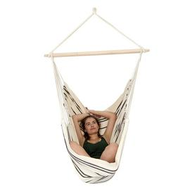 image-Hanging Chair Freeport Park Colour: Cappuccino