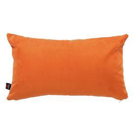 image-Moey Lumbar Cushion with filling Ebern Designs Colour: Orange