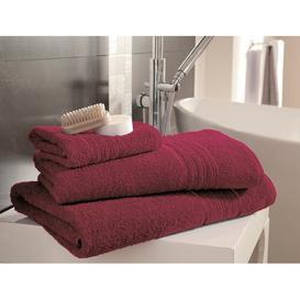 image-Magruder 4 Piece Bath Towel Bale Ebern Designs Colour: Hot Pink