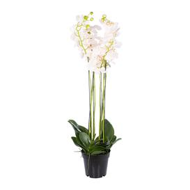 image-Silk-ka - Artificial Orchid Plant - Pink