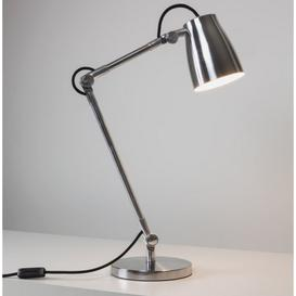 image-Astro Lighting 1224001 + 1224004  Atelier Desk Lamp in Polished Aluminium Finish