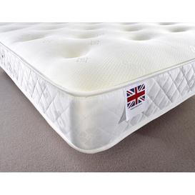 image-Orthopedic Foam Mattress Symple Stuff Size: Small Double (4')