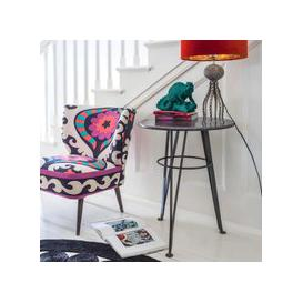 image-Nessa Zinc Side Table