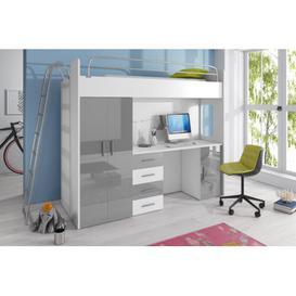 image-Asturia High Sleeper Bedroom Set Selsey Living