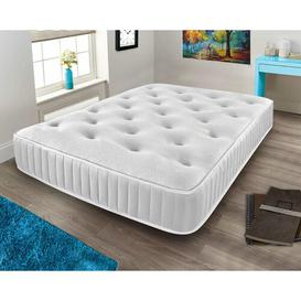 image-Carnie Open Coil Mattress Symple Stuff Size: Double (4'6)