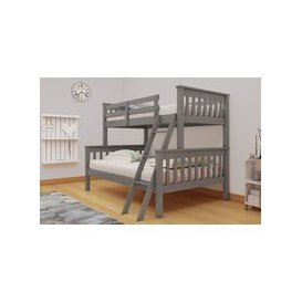 image-Vida Living Dux Grey Bunk Bed