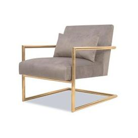 image-Liang & Eimil Enzo Occasional Chair in Limestone