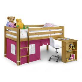 image-Julian Bowen Wendy High Sleeper Tent - Outlet / Pink