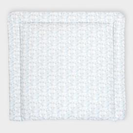 image-Small Triangles Changing Mat KraftKids Size: 75cm H x 85cm W x 4cm D