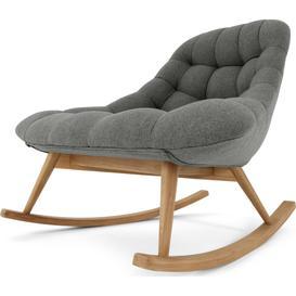 image-Kolton Rocking Chair, Marl Grey