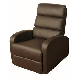 image-Manual Recliner Homestead Living Upholstery: Brown