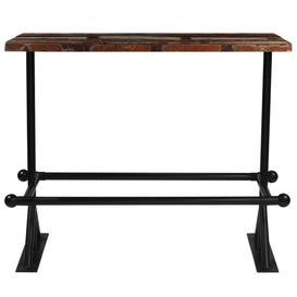image-Thane Wooden Bar Table Williston Forge