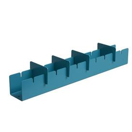 image-Desk Organiser Set Symple Stuff Colour: Green