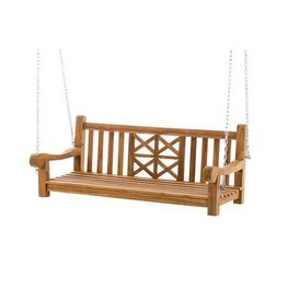 image-Ada Swing Seat Freeport Park Size: 61cm H x 150cm W x 59cm D