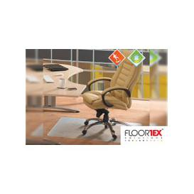 image-EcoTex Recyclable Anti-Slip Chair Mat For Hard Floors