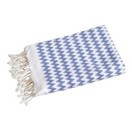 image-Killian Quick Dry Beach Towel Single Norden Home Colour: Blue