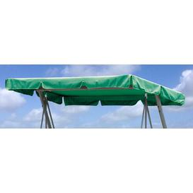 image-Evelyn Swing Seat Canopy Freeport Park Colour: Green