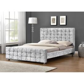 image-Benedick Upholstered Bed Frame Rosdorf Park