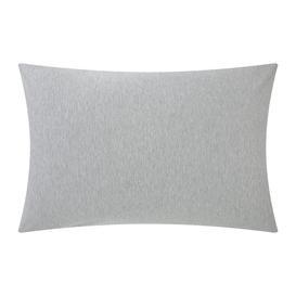 image-Hugo Boss - Boss Sense Pillowcase - Grey