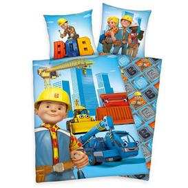 image-Bob the Builder Children's Duvet Cover Set Herding Heimtextil