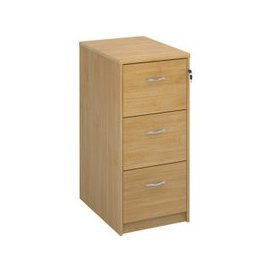 image-Tully Filing Cabinets, Oak, Free Next Day Delivery