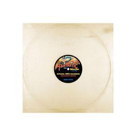 image-Elton John Collectors Edition Record Sleeve Calendar 2021