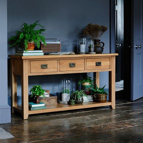image-Oakland Large Console Table