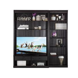 image-Bookcase Ebern Designs Colour: Havana, Configuration: Basic