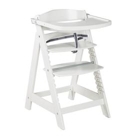 image-Sit Up High Chair roba Colour: White