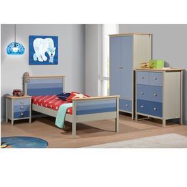 image-Atlantis 4 Piece Bedroom Set The Children's Furniture Company