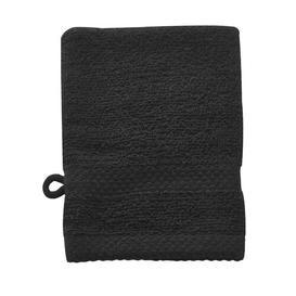 image-10 Piece Face Cloths Symple Stuff Colour: Black
