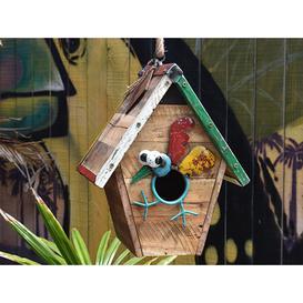image-Walk The Line Bird House