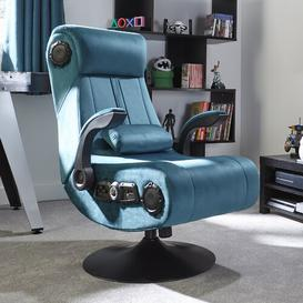 image-Deluxe 4.1 Audio Media Chair X Rocker