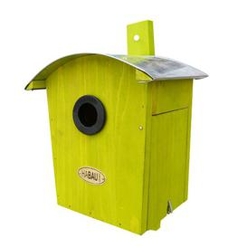 image-Burslem Mounted Bird House Archie & Oscar Colour: Gr├╝n