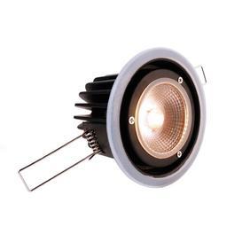 image-Cob 1-Light LED Slim Profile Recessed Lighting Kit Deko Light