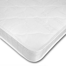 image-Revivo Kids Anti Allergy Regular Open Coil Mattress Airsprung Beds Size: Single (3')
