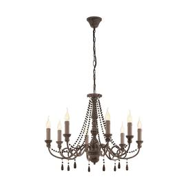 image-Deforest 8-Light Candle-Style Chandelier