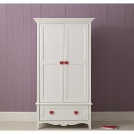 image-Princess 2 Door Wardrobe The Children's Furniture Company