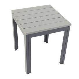 image-Akia Aluminium Side Table Sol 72 Outdoor Colour: Black