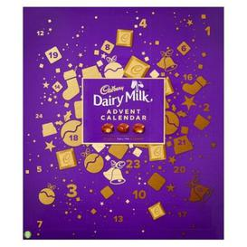 image-Cadbury Dairy Milk Luxury Advent Calendar 258g