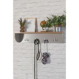image-Lancaster Wall Mounted Coat Hook